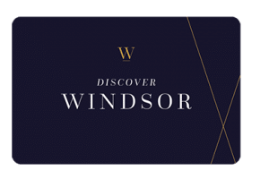 Discover Windsor Gift Card